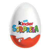 Өндгөн шоколад Kinder 20гр