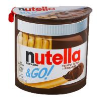 Шагшуурга Nutella шоколадтай 52г